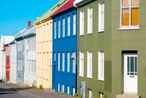 SST IJsland Reykjavik huizen 1000x