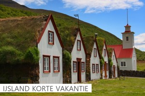 IJsland Korte Vakantie cLICK
