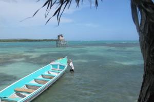 Jakes Jamaica boot met hutje 1000x