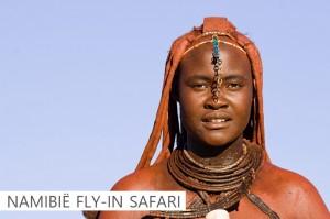 Namibië Fly-in Safari Click