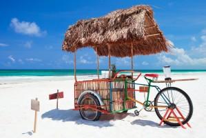 SST Carribean beach barfiets 1000x